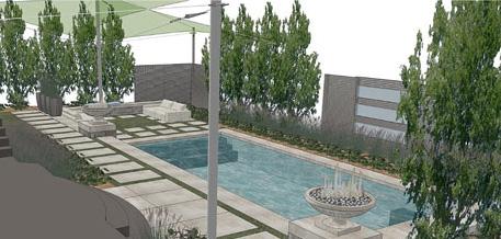 Preliminary Landscape Concept - Oakville Project